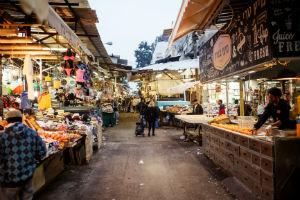 Tel Aviv'c Carmel Market