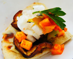 Taste Of Tel Aviv: Sabich